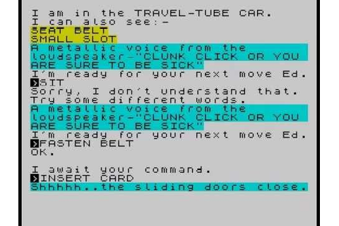 Seabase Delta Walkthrough, ZX Spectrum - YouTube