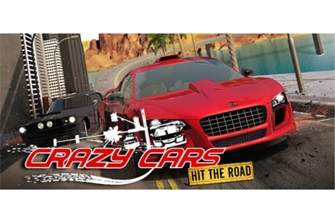 Crazy Cars - Hit the Road on Steam - PC Game | HRK Game