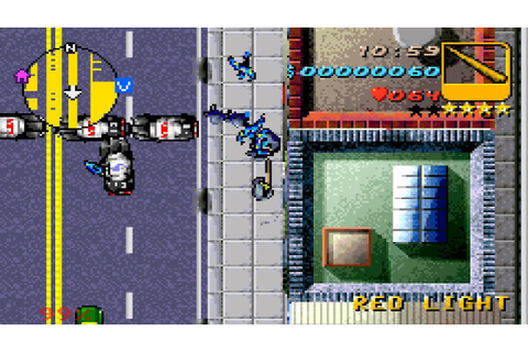 Grand Theft Auto Advance, For Gameboy Advance Review ...