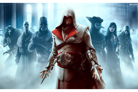 Assassins Creed Brotherhood Game Wallpapers HD | Amazing ...