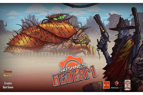 Skyshines Bedlam PC Game Free Download - VideoGamesNest
