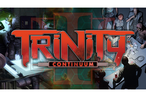 TRINITY CONTINUUM: AEON RPG by Richard Thomas —Kickstarter