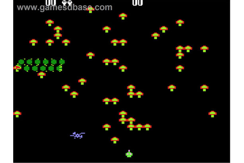 Centipede: Bugs with lasers. Movie deal, anyone?