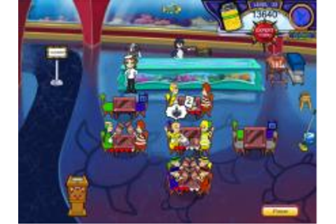 Diner Dash: Flo on the Go Download (2006 Arcade action Game)