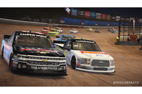 NASCAR Heat 2 – Camping World Truck Series Roster ...