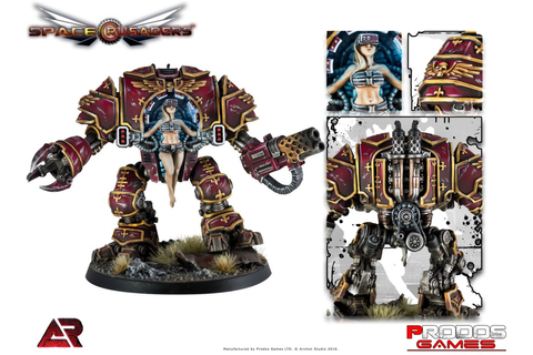 Artemis: Space Crusade Miniatures Prodos Games Miniatures ...