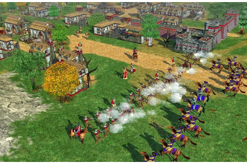 Free Download PC Games and Software: Empires Dawn Of The ...