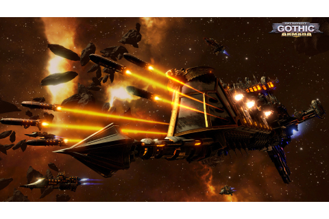 Battlefleet Gothic: Armada Gorgeous Unreal Engine 4 RTS ...