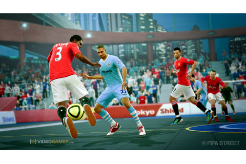 GameZ Hd WallpaperZ: fifa street