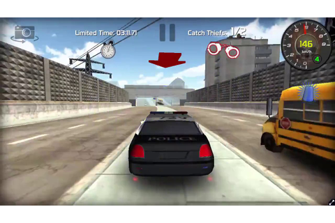 Police vs Thief Hot Pursuit Game - Car Games - Police ...