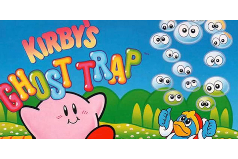 Kirby's Ghost Trap™ | Virtual Console (Wii) | Games | Nintendo