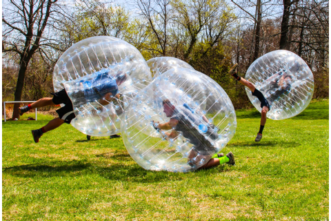 BubbleBall | Bubble Soccer Party & Event Rentals ...