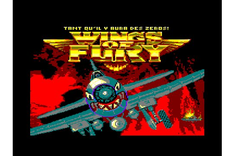 Wings Of Fury Review for the Amstrad CPC by John Gage ...