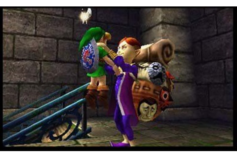 The Legend of Zelda: Majora's Mask 3D [3DS] (D) - Nintendo ...