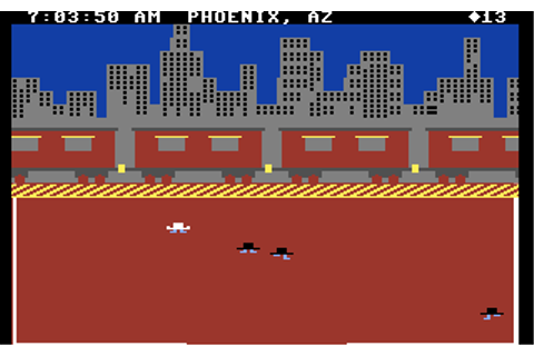 Agent USA Screenshots for Commodore 64 - MobyGames