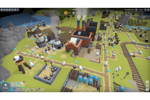 The Colonists Indie Game Review | Geeky Hobbies