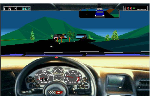 Download Test Drive III: The Passion - My Abandonware
