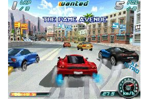 Asphalt 4 elite racing HD - Symbian game. Asphalt 4 elite ...