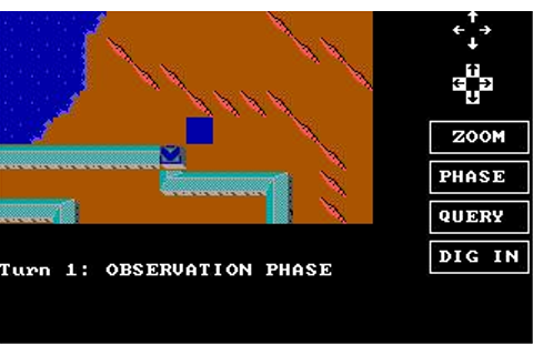 Wargame Construction Set Download (1986 Strategy Game)