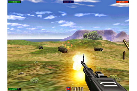 Beach Head 2002 Free Download - FREE PC DOWNLOAD GAMES