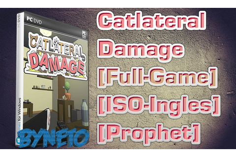 Descargar Catlateral Damage [Full-Game] [ISO-Ingles]