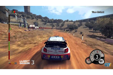 WRC 3 - FIA World Rally Championship 2012 - Portugal Track ...