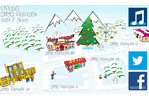 SnowBall Fight Winter Game HD - Android Apps on Google Play