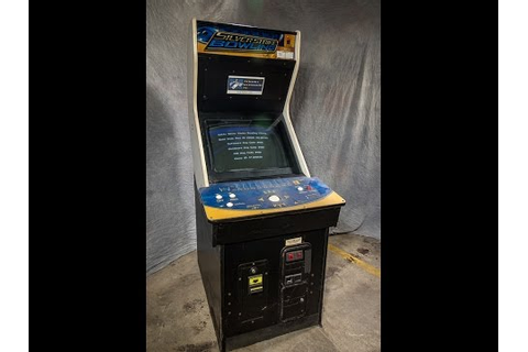 Lot 73: Silver Strike Bowling Arcade Video Game - YouTube