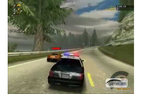 Police Chase game pc - YouTube