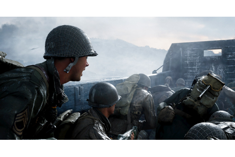 'Call of Duty: WWII' Review: It Shares a Premise With the ...