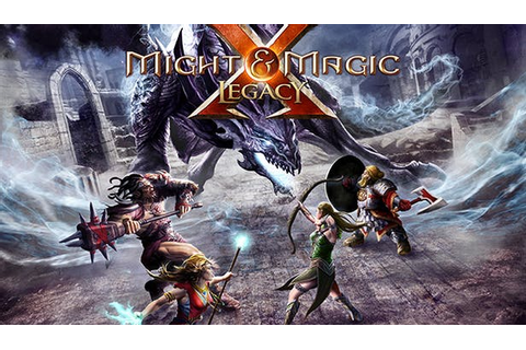 Buy Might & Magic® X Legacy from the Humble Store