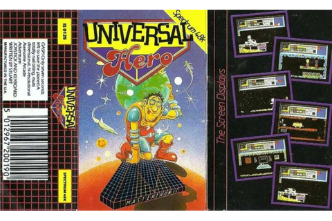 Universal Hero | 80'S Top Games