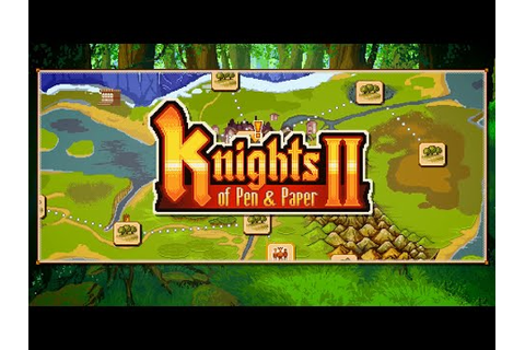 'Knights of Pen & Paper 2' Going Full Free to Play, Wiping ...