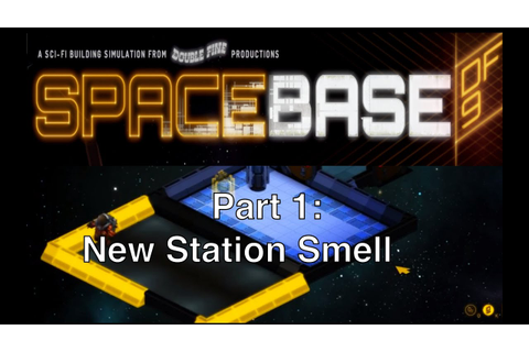 Spacebase DF-9 - Dwarf Fortress in Space? - YouTube