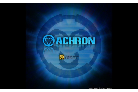 Achron (2011) by Hazardous Software Windows game
