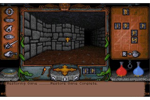 Ultima Underworld: The Stygian Abyss (DOS) Game Download