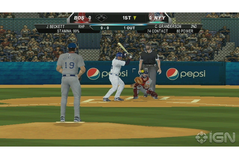 MLB 2K10 Screenshots, Pictures, Wallpapers - Wii - IGN