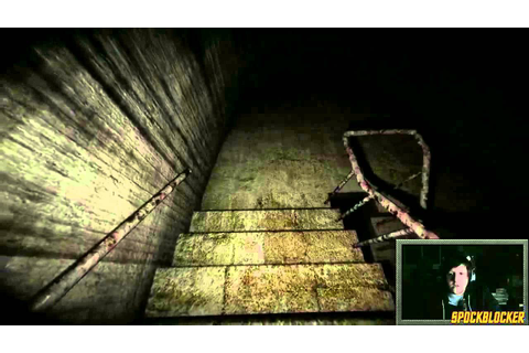 The Scary Staircase Game (SCP-087) - YouTube