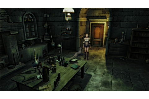 "RUN AWAYYYYYY!!! ""Haunting Ground,"" ""Rule of Rose,"" ""Fatal ..."