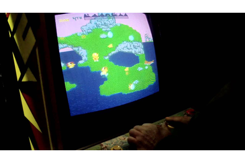 Arcade Game: Mystic Marathon (1983 Williams) - YouTube