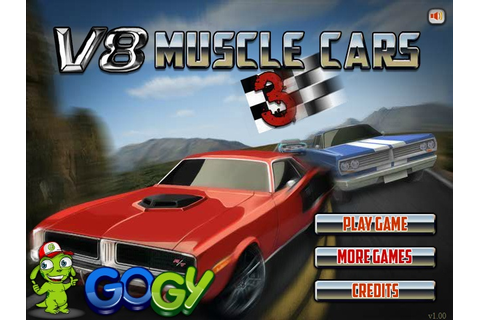 V8 Muscle Cars 3 Hacked / Cheats - Hacked Online Games