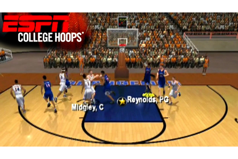 ESPN College Hoops ... (PS2) - YouTube