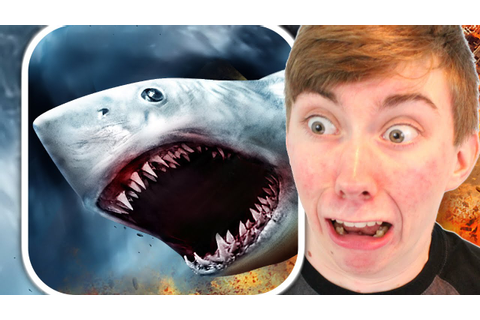 SHARKNADO: THE VIDEO GAME (iPhone Gameplay Video) - YouTube