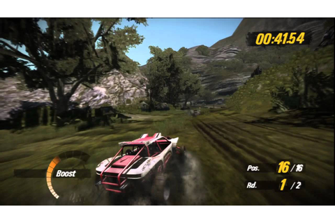 Motorstorm Pacific Rift - Demo Playthrough (PS3) - YouTube