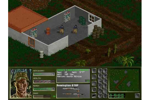 Wages of War : The Business of Battle PC Gameplay - YouTube
