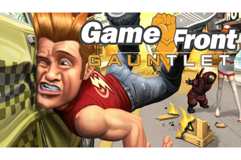 Game Front Gauntlet - Pain - YouTube