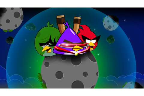 Angry Birds Space | All Tycoon Game