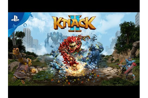 Knack 2 Game | PS4 - PlayStation