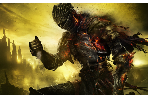 video Games, Artwork, Dark Souls III Wallpapers HD ...