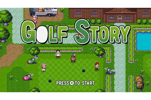 Golf Story for Nintendo Switch Review and Gameplay Tips